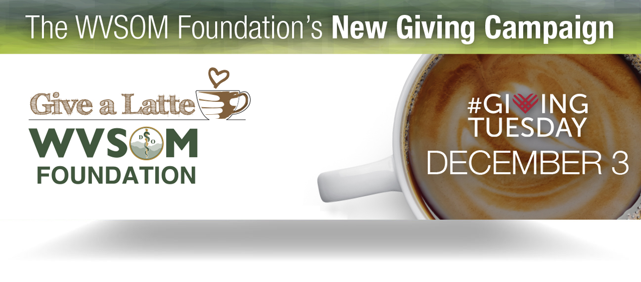 WVSOM Foundation - Do something to make a difference